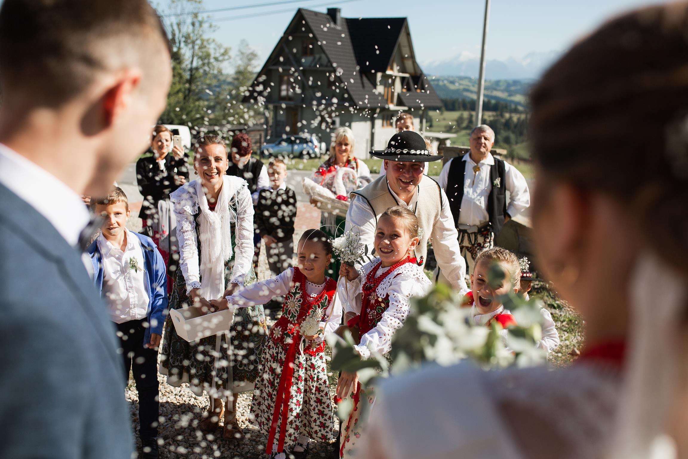 Romantyczna fotografia ślubna Lublin